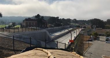 Tunnel Tops park will connect Crissy Field and the Presidio in San Francisco.