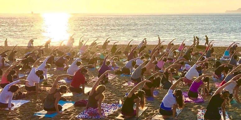 Sunday Zen Yoga, KCBS Radio To-Do List