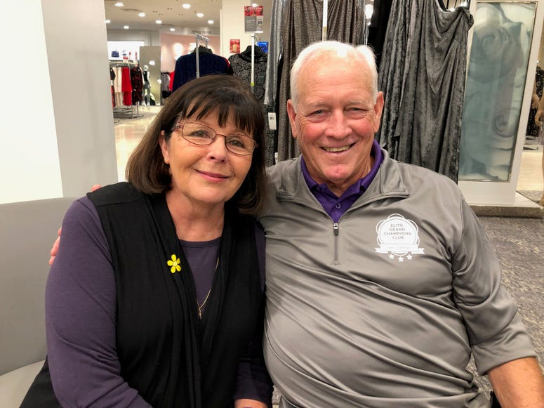 Jim and Denys Vorhees raise money for Alzheimer's research after a surprising diagnosis in their family