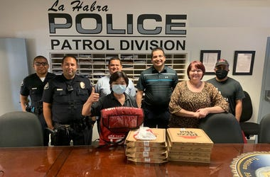 Pizza Hut La Habra PD