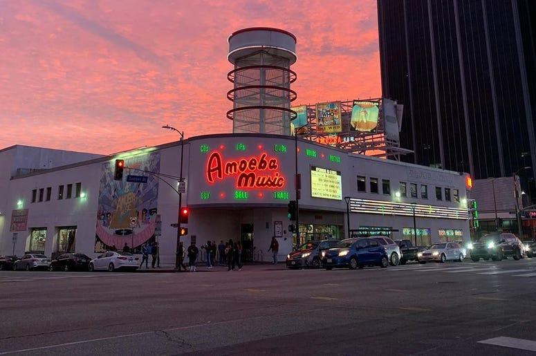 Amoeba hollywood