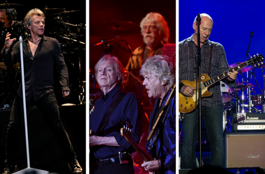 Bon Jovi, The Moody Blues, DIre Straits