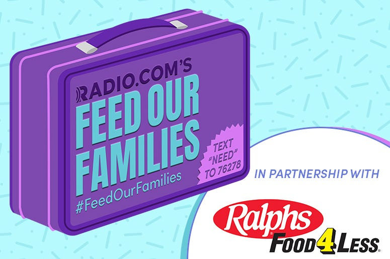 Feed Our Families Ralphs