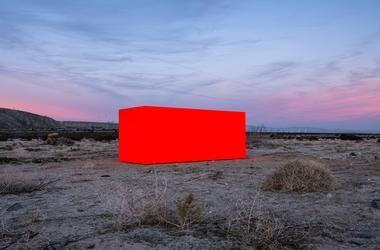 Photo by Lance Gerber, courtesy Desert X