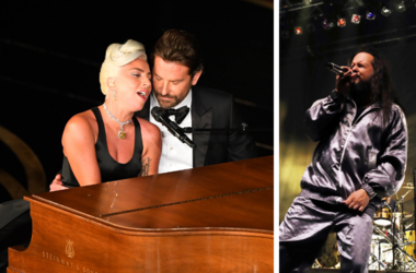 Check out the 'A Star Is Born' parody, 'A Star Is Korn'