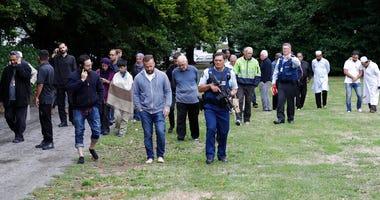 NZ Mosque Shootings