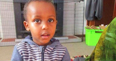 three-year-old brother, Mucaad, who is the youngest known victim of the mass shooting in Christchurch, New Zealand on Friday, March 15, 2019.