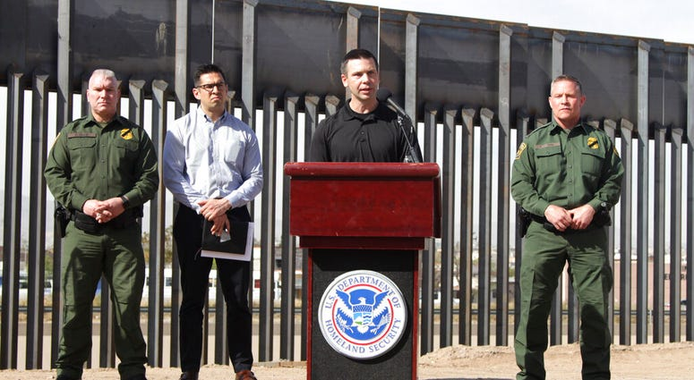 Customs and Border Protection Commissioner Kevin McAleenan