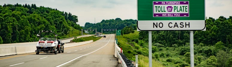 PA Turnpike Lays Off 500 Toll Collectors, Going All Cashless Permanently