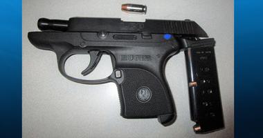 Gun stopped by TSA on 2/25/2020