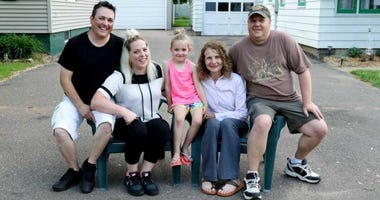 A Pair of Estranged Half-Sisters Have Been Reunited As Neighbors