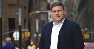 Omar Gonzalez-Pagan, lawyer for the LGBT civil rights group Lambda Legal