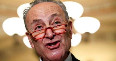 Senate Minority Leader Chuck Schumer, D-N.Y.,