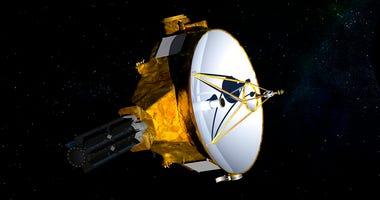 NASA New Horizons spacecraft