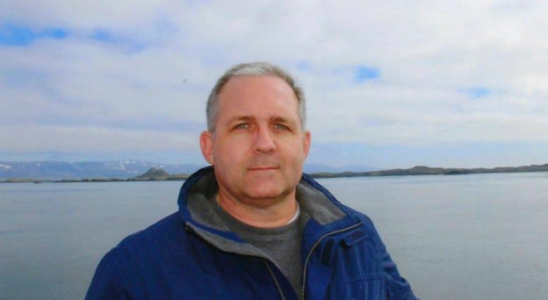 Paul Whelan in Iceland