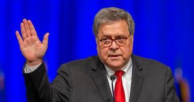 United States Attorney General William Barr