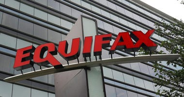 This July 21, 2012, file photo shows signage at the corporate headquarters of Equifax Inc. in Atlanta. The deadline to seek cash payments and claim free services as part of Equifax's $700 million settlement over a massive data breach is Wednesday, Jan. 22