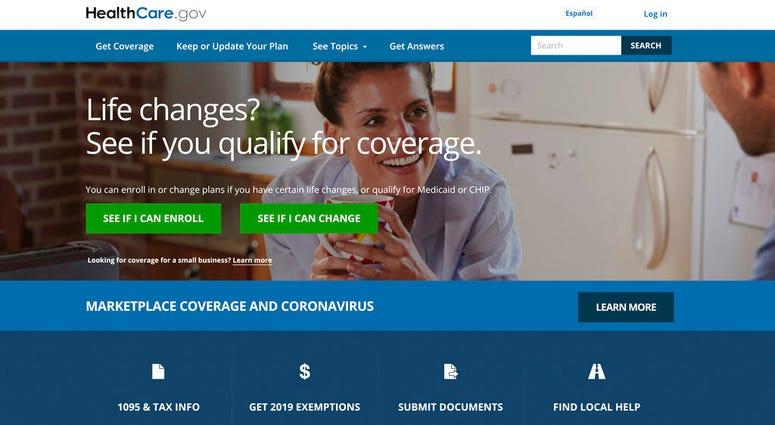(U.S. Centers for Medicare & Medicaid Service via AP, File)