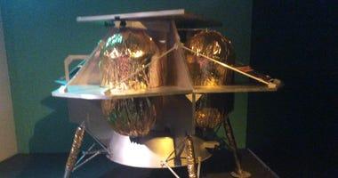 Astrobotic's Peregrine Lunar Lander