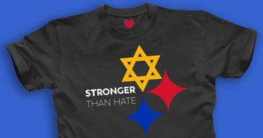 Stronger Than Hate Shirt