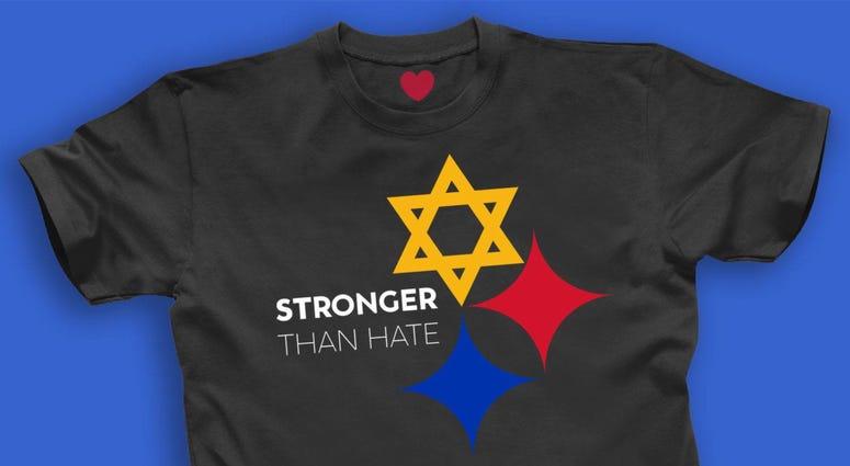 Stronger Than Hate Shirt