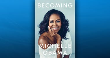 """Becoming"" by Michelle Obama"
