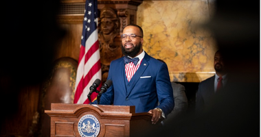 A former state prison inmate who did time on cocaine and firearms convictions is Pennsylvania's new Secretary of the Board of Pardons.