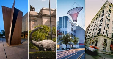 Four Carnegie Museums of Pittsburgh