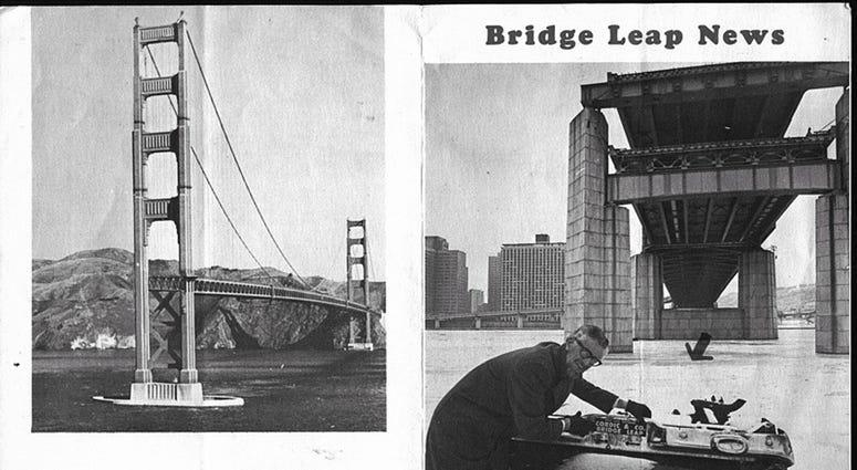 Cordic Bridge Leap
