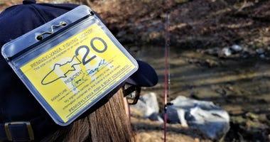 2020 PA Fishing License