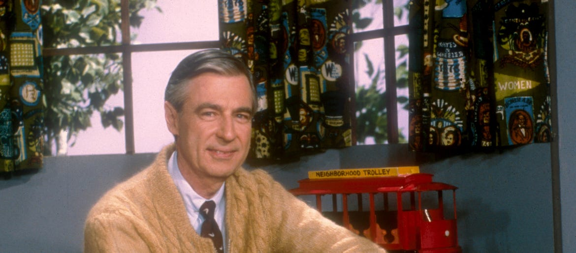It S Been 17 Years Since The Death Of Mister Rogers Newsradio 1020 Kdka