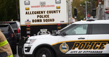 Pittsburgh Police bomb squad