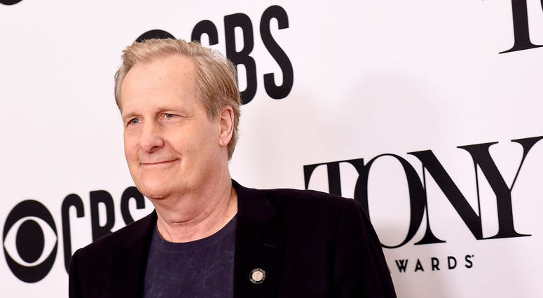 NEW YORK, NEW YORK - MAY 01: Jeff Daniels attends The 73rd Annual Tony Awards Meet The Nominees Press Day at Sofitel New York on May 01, 2019 in New York City.