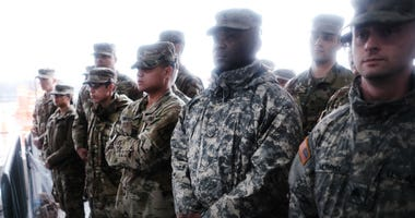National Guard soldiers