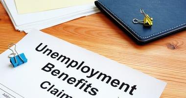 Unemployment benefits claim