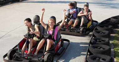 Go Carts - Outdoor Activity