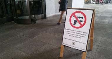 There will be no criminal action taken against members of Pittsburgh council and Mayor Bill Peduto over gun control measures in the city, at least not yet.