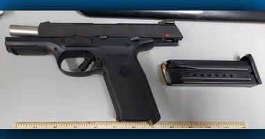 Loaded Handgun Found at Arnold Palmer Regional Airport