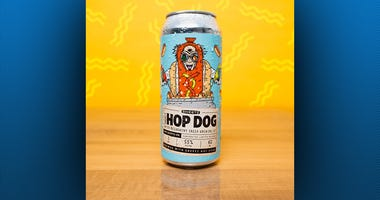 Hop Dog Sheetz Beer