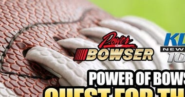 Power of Bowser Quest for the Best High School Football Show on KDKA Radio