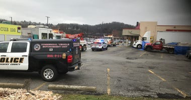 Elderly Woman killed by tractor trailer in Crafton Ingram Shopping Center