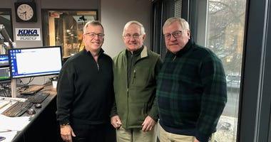 Larry Richert, Tom Murphy, John Shumway