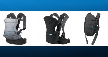 Infantino baby carriers
