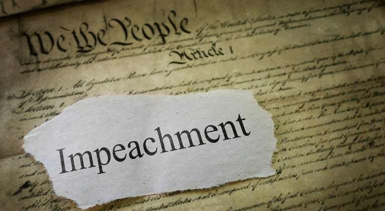PITTSBURGH (KDKA Radio) - Registered voters in Pennsyhlvania are as split over the impeachment inquiry as members of the U.S. House of Representatives.