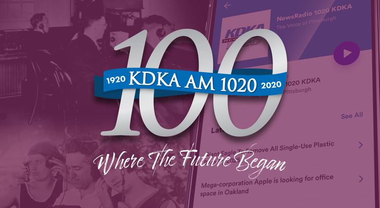 KDKA 100 Years Podcast