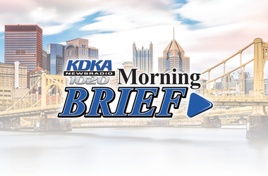 KDKA Radio Morning Brief Podcast Cover