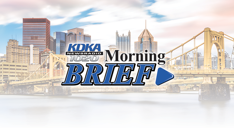 KDKA Radio Morning Brief Podcast Cover
