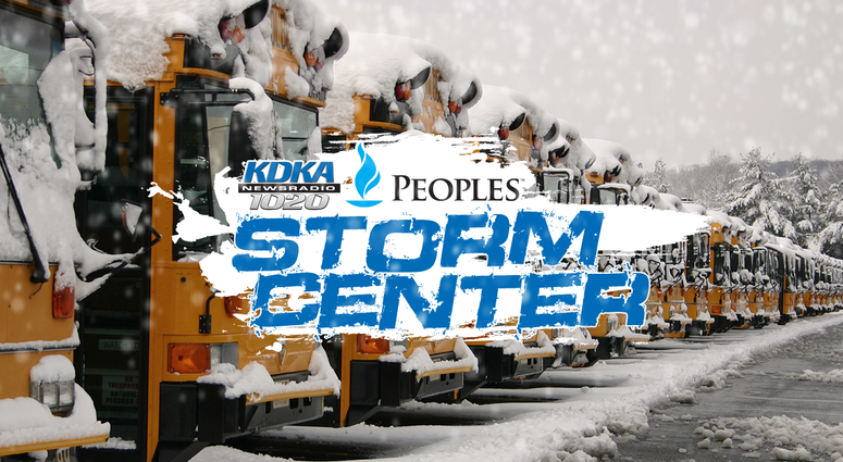 KDKA Radio Storm Center School Closings, Delays, Weather & Traffic