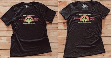 KDKA Retro Pittsburgh: Someplace Special T-Shirts