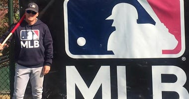 Kevin Jonson with MLB in China